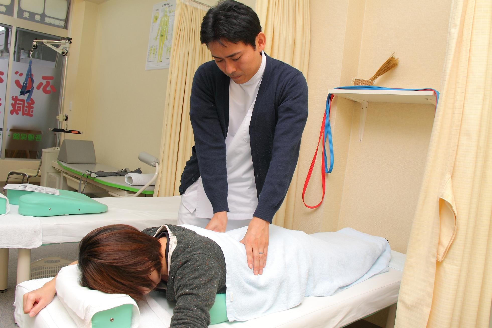 ふじわら鍼灸整骨院1