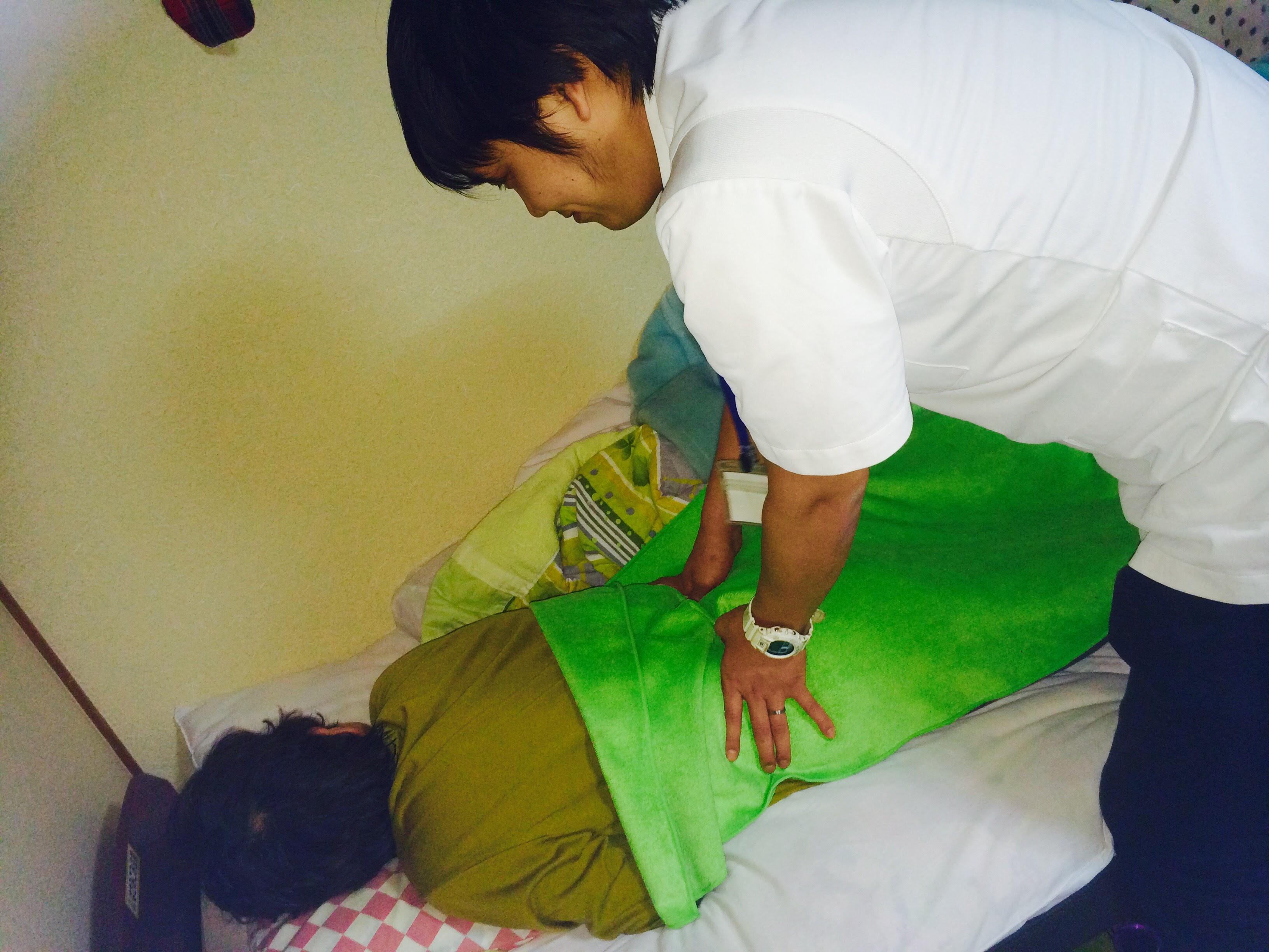 神戸訪問治療 奥村鍼灸院